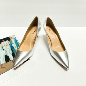 size 7 XYD Women Comfy Block Pointed Toe Low Heel Pumps Daily Office Walking for Sale in Las Vegas, NV
