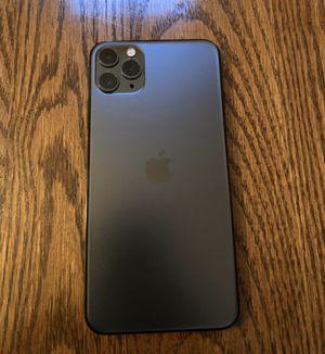 iPhone 11 Pro Max 256gb for Sale in Barrington, IL