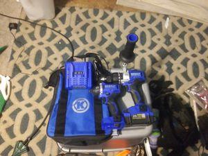 24V Kobalt Hammer Drill & Impact for Sale in Stantonsburg, NC
