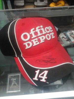 Tony Stewart signed autographed Nascar hat for Sale in Charlotte, NC