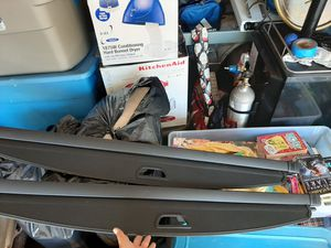 Mercedes Benz black cargo cover roll out shade. Original part for Sale in Monterey Park, CA