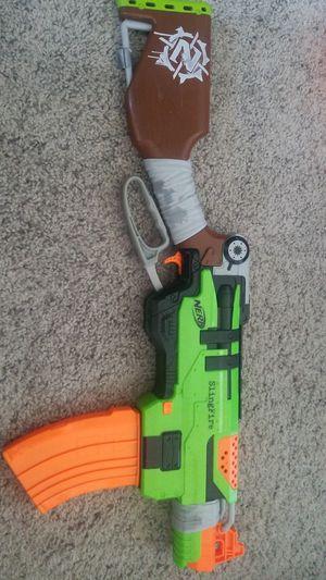 Nerf Gun Zombie Strike SlingFire for Sale in Las Vegas, NV