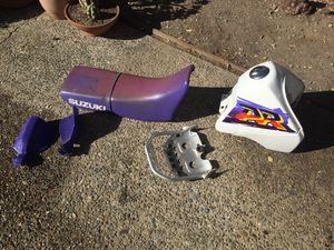 Suzuki Dr350 stuff for Sale in Santa Cruz, CA