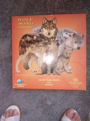 Open box never used puzzle for Sale in Alexandria, VA