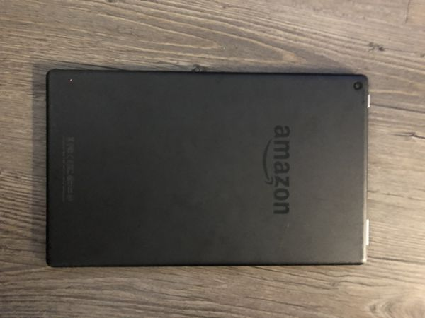 Amazon Fire HD 10 Tablet with FREE case