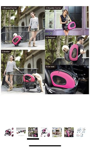Pet stroller 5-1 for Sale in Buena Park, CA