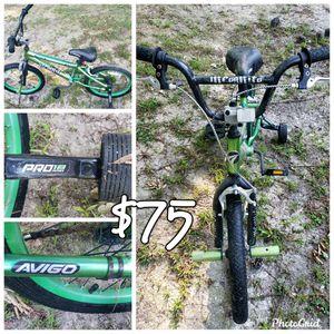 Avigo Incognito 18 inch BMX Bike for Sale in Columbia, SC