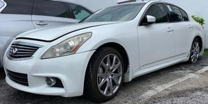 2007 - 2015 INFINITI G37 G35 G25 Q40 SEDAN PART OUT for Sale in Fort Lauderdale, FL