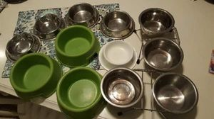 Dog and Cats Food Bowls for Sale in Falls Church, VA