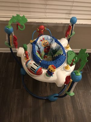 Baby Einstein neighborhood symphony jumper for Sale in Garland, TX
