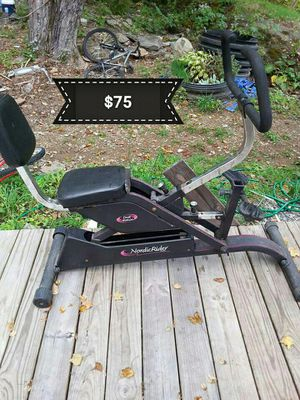 Exercise bike for Sale in Bangor, ME