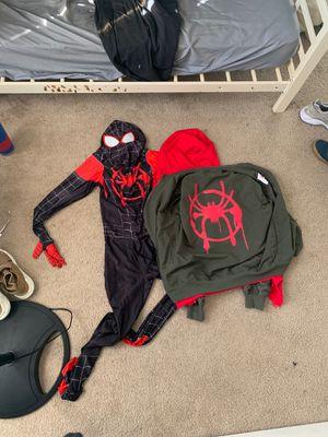 Spider-Verse costume for Sale in Orlando, FL