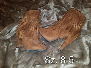 Brown suede boots for Sale in Waco, TX
