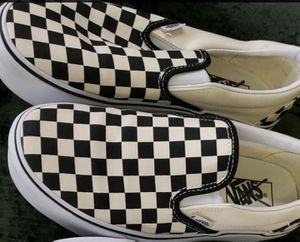 Vans new size 8 for Sale in Riverside, CA