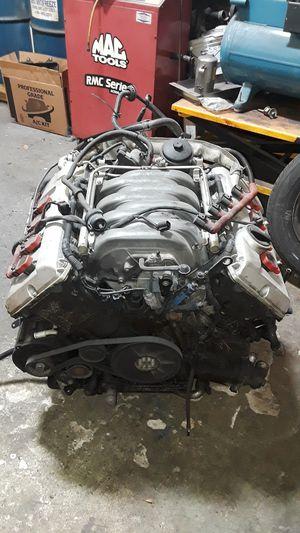 AUDI V8 4.2 ENGINE AND TRANSMISSION for Sale in Margate, FL