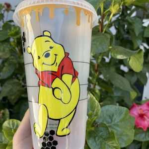 Winnie The Pooh Starbucks Custom Cup for Sale in City of Industry, CA