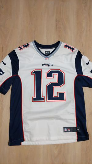 New England Patriots Tom Brady Away Jersey for Sale in Seattle, WA