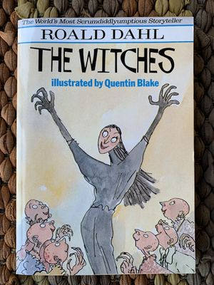 Class set - The Witches by Ronald Dahl for Sale in Spring Valley, CA