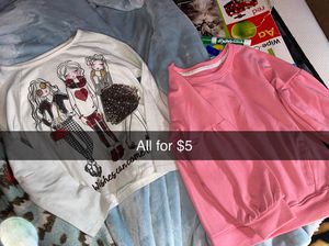 Toddler girl clothes 4T for Sale in Clovis, CA