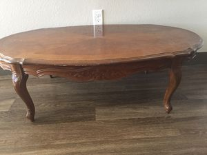 Antique Coffee Table for Sale in Denver, CO
