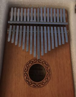 Brand New - Kalimba Thumb Piano With Tune Hammer - Great Quality for Sale in Cleveland,  OH