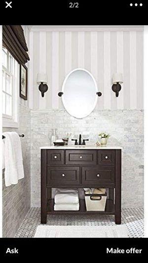 Beautiful bathroom mirror for Sale in El Cajon, CA