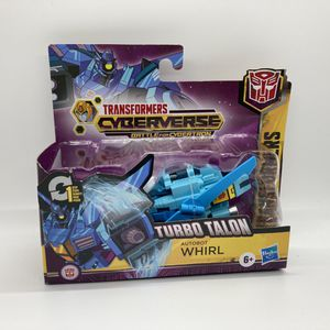 NEW Transformers Autobot Whirl Turbo Talon Action Figure Toy Hasbro for Sale in Dover, DE