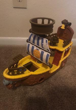 Jake and The Neverland Pirate Ship for Sale in Atlanta, GA