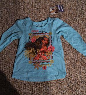 Moana toddler shirt for Sale in Trenton, NJ