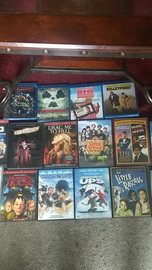 Movies for Sale in Forest Heights, MD