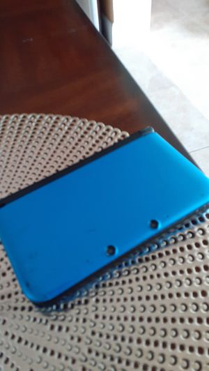 Nintendo 3ds XL... (no charger) for Sale in Fort Lauderdale, FL