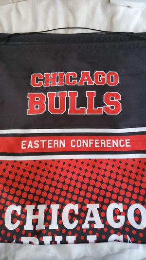 Chicago bulls banner for Sale in Los Angeles, CA