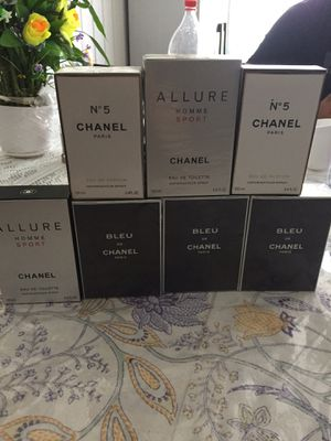 Perfumes Chanel originales for Sale in Westminster, CA