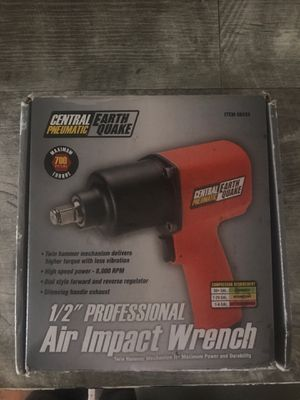Air impact wrench for Sale in Columbus, OH