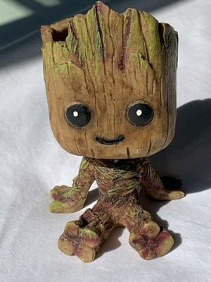 Baby Groot Planter, Pot for succulent or flower arrangement for Sale in Anaheim, CA