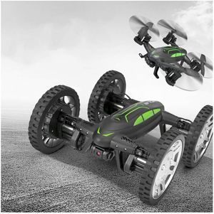 New land and air rc drone car with WiFi camera 2.4g for Sale in Norco, CA