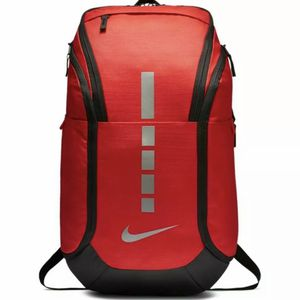 Nike Hoops Elite Pro Basketball Backpack Red/Black/silver Insulated Pocket for Sale in Henderson, NV