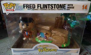 Funko Pop BIG: Fred Flintstone With House 14 for Sale in El Paso, TX