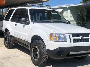 2001 Ford Explorer Sport 2 Door $2800 for Sale in Holiday, FL