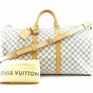 Louis Vuitton Keepall Bandoulière 55 for Sale in Detroit, MI