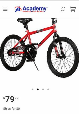 20inch bike for Sale in Greenville, NC