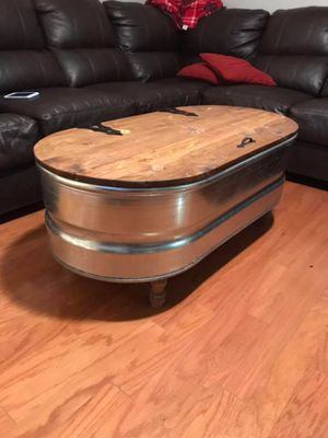 Made to order coffee tables. Choose your finish. for Sale in Lynchburg, VA