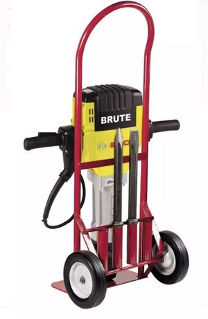 Bosch ‑ Brute Breaker Hammer with Basic Cart for Sale in Dearborn, MI