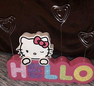 Hello kitty picture holder for Sale in Kissimmee, FL