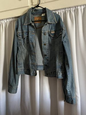 Levi Strauss Jean Jacket 🧥 for Sale in Whittier, CA