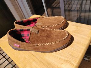 Levi Strauss Padded Flannel Loafers size 12 for Sale in Fairfax, VA