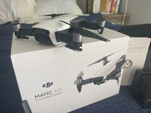 New DJI Mavic Air Fly More Combo + DJI Care Refresh for Sale in Encinitas, CA