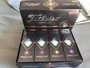 Titleist Pro V1X /Titleist Pro V1 for Sale in Deatsville, AL