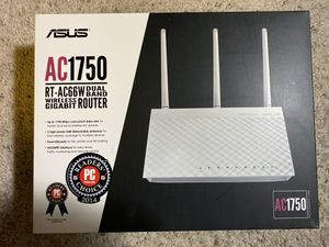 ASUS RT-AC66W Wi-Fi router for Sale in Colorado Springs, CO