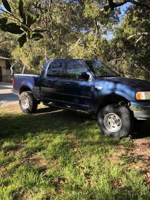 2003 Ford F-150 with 6 inch lift new BFG's for Sale in Rancho Santa Margarita, CA